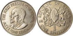 World Coins - Coin, Kenya, Shilling, 1978, , Copper-nickel, KM:14