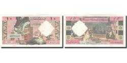 World Coins - Banknote, Algeria, 10 Dinars, 1964-01-01, KM:123a, AU(50-53)