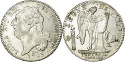 World Coins - Coin, France, Louis XVI, Écu de 6 livres françois, ECU, 6 Livres, 1793, Paris