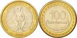World Coins - Timor, 100 Centavos, 2012, , Bi-Metallic