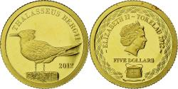 Ancient Coins - Coin, Tokelau, 5 Dollars, 2012, Proof, , Gold