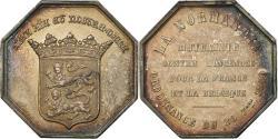 World Coins - France, Token, Insurance, La Normandie, Mutualité contre l'Incendie, France et