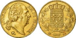 Ancient Coins - Coin, France, Louis XVIII, 20 Francs, 1817, Paris, , Gold, KM:712.1
