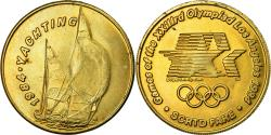 Us Coins - United States of America, Medal, Jeux Olympiques de Los Angeles, yachting, 1984