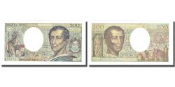 World Coins - France, 200 Francs, Montesquieu, 1994, UNC(63), Fayette:70.2.1, KM:155f