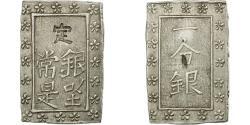 World Coins - Coin, Japan, Bu, Ichibu, 1837-1854, , Silver, KM:16