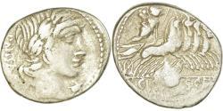 Ancient Coins - Coin, Vibia, Denarius, Rome, , Silver, Crawford:342/5a