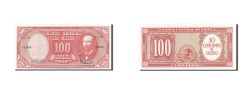 World Coins - Chile, 10 Centesimos on 100 Pesos, 1960, KM:127a, Undated (1960-1961), UNC(65...