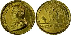World Coins - France, Quinaire, Quinaire Henri V Duc de Berry, 1820, , Gold