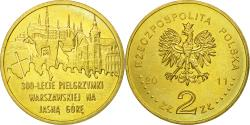 World Coins - Coin, Poland, Warsaw Pilgrimage to the Marian Shrine of Jasna Gora in