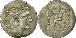 Ancient Coins - Coin, Thrace, Odessos, Heracles, Tetradrachm, Odessos, AU(50-53), Silver