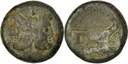 Ancient Coins - Coin, Janus, As, Rome, , Bronze