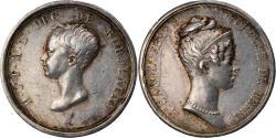 World Coins - France, Medal, Henri V, Duc de Bordeaux, , Silver