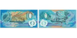 World Coins - Banknote, New Zealand, 10 Dollars, 2000, UNDATED (2000), KM:190a, UNC(65-70)