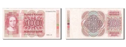 World Coins - Norway, 100 Kroner, 1989, KM #43d, EF(40-45), 2166634394