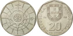 World Coins - Coin, Portugal, 20 Escudos, 1988, Lisbon, , Copper-nickel, KM:634.1