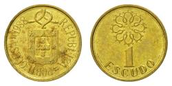 World Coins - Coin, Portugal, Escudo, 1988, , Nickel-brass, KM:631