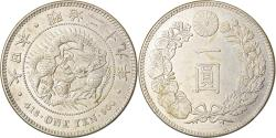 World Coins - Coin, Japan, Mutsuhito, Yen, 1896, , Silver, KM:A25.3
