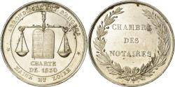World Coins - France, Token, Notaires de l'Arrondissement d'Angers, 1830, Caqué,