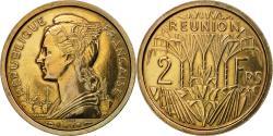 World Coins - Coin, Réunion, 2 Francs, 1948, Paris, ESSAI, , Copper-nickel, KM:E4