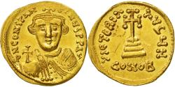 Constans II, Solidus, Constantinople, , Gold, Sear:938