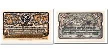 World Coins - Germany, Friedrichsburnn, 50 Pfg, courrier, 1921-10-15, UNC(63), Mehl:394.3