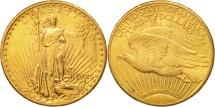 Us Coins - United States, Saint-Gaudens, $20, 1925,Philadelphia, AU(50-55), KM 131