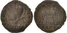 Constantine I, Nummus, 332-333, Trier, AU(50-53), Copper, RIC:VII 547 P