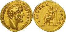 Antoninus Pius, Aureus, Rome, AU(50-53), Gold, RIC:108A var