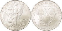 Us Coins - United States, Dollar, 2006, Philadelphia, MS(64), Silver, KM:273