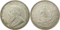 World Coins - Coin, South Africa, 2-1/2 Shillings, 1896, , Silver, KM:7