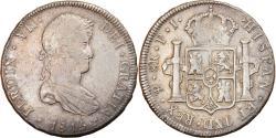 World Coins - Coin, Bolivia, Ferdinand VII, 8 Reales, 1815, Potosi, , Silver, KM:84