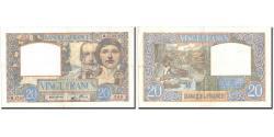 World Coins - France, 20 Francs, 20 F 1939-1942 ''Science et Travail'', 1941, 1941-05-08