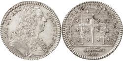 World Coins - France, Token, Royal, Louis XV, 1737, , Silver, Feuardent:2888