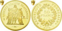Ancient Coins - Coin, France, Hercule, 50 Francs, 1974, Piéfort, PCGS, SP67, Gold, KM:P510