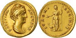 Coin, Faustina I, Aureus, 138-141, Rome, , Gold, RIC:338