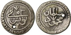 World Coins - Coin, Tunisia, TUNIS, Mahmud I, 2 kharub, AH 1153 (1740), , Billon