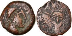 Ancient Coins - Coin, Spain, Malaka, Bronze Æ, 2nd century BC, , Bronze