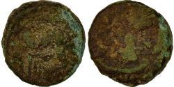 Ancient Coins - Coin, Bellovaci, Bronze, 50-25 BC, Beauvais, F(12-15), Bronze, Delestrée:511