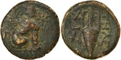 Ancient Coins - Coin, Ionia, Chios, Bronze Æ, 2nd century BC, , Bronze