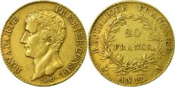 World Coins - Coin, France, Napoléon I, 20 Francs, 1804, Paris, , Gold, KM:651