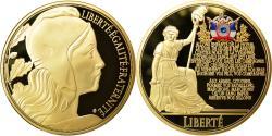 Us Coins - France, Medal, Marianne, La Marseillaise, MS(64), Copper Gilt