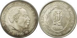 World Coins - Coin, Ivory Coast, 10 Francs, 1966, Paris, , Silver, KM:1