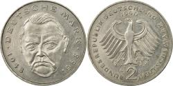 World Coins - Coin, GERMANY - FEDERAL REPUBLIC, 2 Mark, 1990, Karlsruhe,