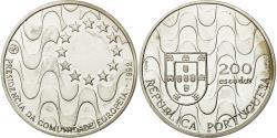 World Coins - Coin, Portugal, 200 Escudos, 1992, , Silver, KM:663a