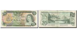 World Coins - Banknote, Canada, 20 Dollars, 1979, KM:93a, EF(40-45)