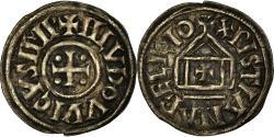 Ancient Coins - Coin, France, Louis le Pieux, Denarius, , Silver, Prou:1002