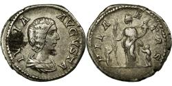 Ancient Coins - Coin, Julia Domna, Denarius, 207-211, Rome, , Silver, RIC:557