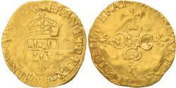 Ancient Coins - Coin, France, Henri III, Écu d'or au soleil, 1578, Bourges, , Gold