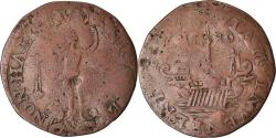 World Coins - Netherlands, Token, Prince d'Orange, Lutte contre l'Espagne, 1580,